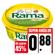 Lokal: Rama Margarine bei Edeka für 0,88€ (statt 1,60€)